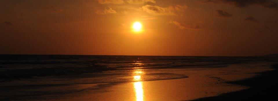 Sol, arena y mar
